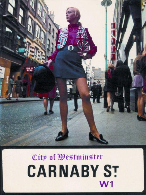 1960s, fashion, carnaby st., london, england, .