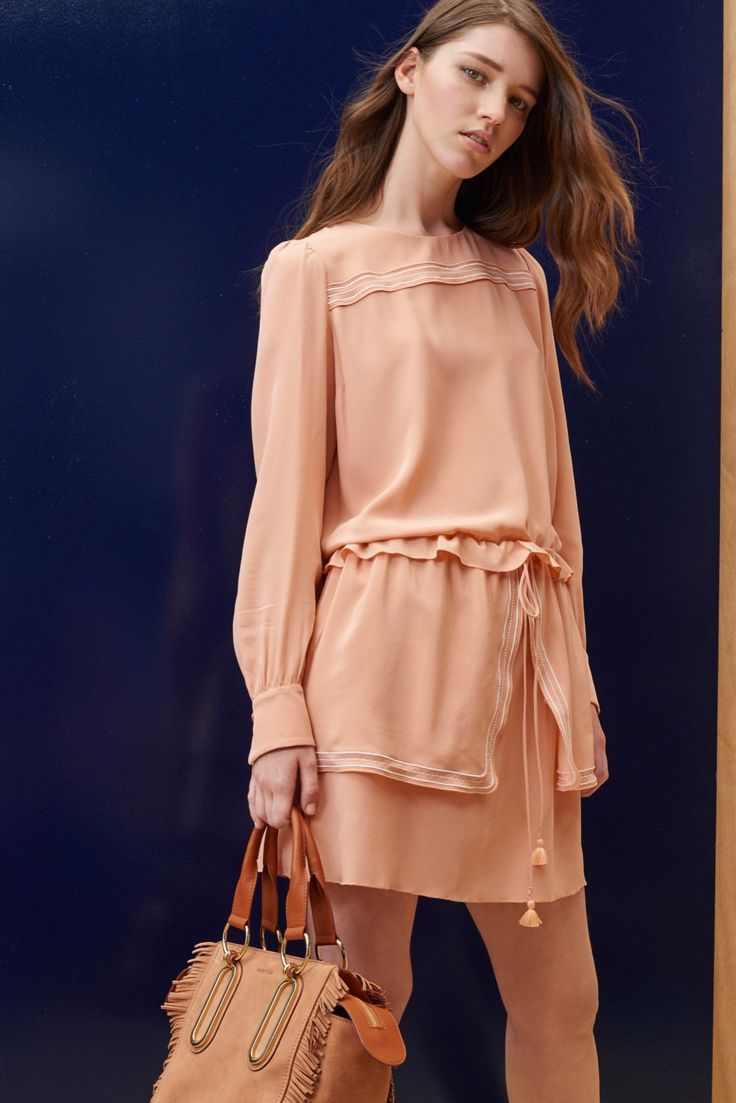 See by Chloé Resort 2016 - Collection - Gallery - Style.com