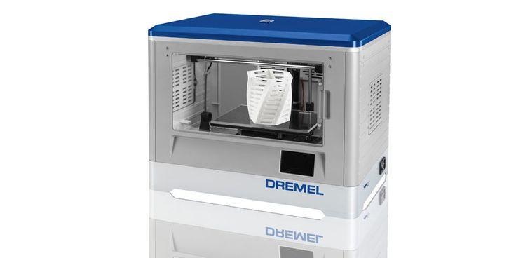 Best New Tool: Dremel Idea Builder 3D Printer