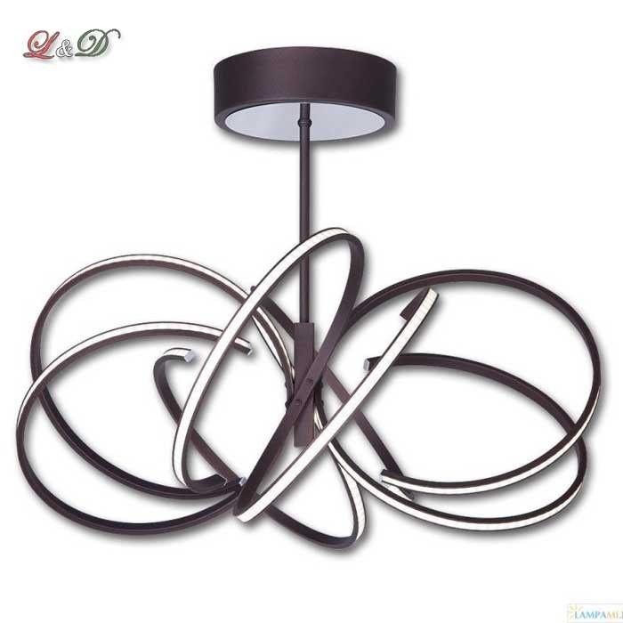 LUNGO mennyezeti lámpa 5292 - Design Led Lámpák GM Led Line
