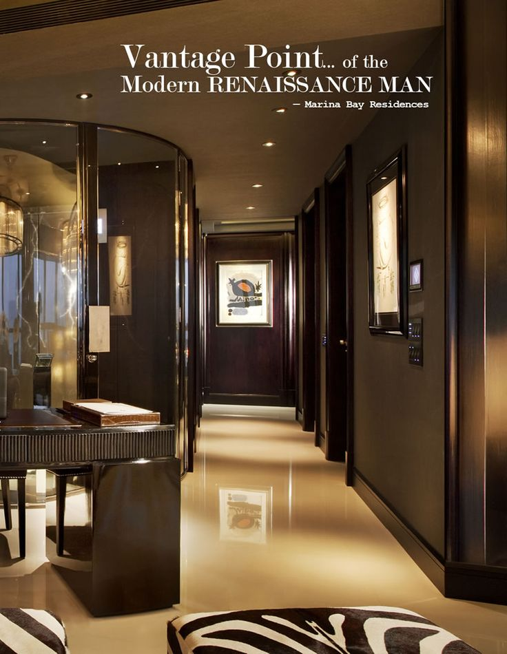 Krieit associates bespoke interiors colors dark walls for Entice architecture interior designs