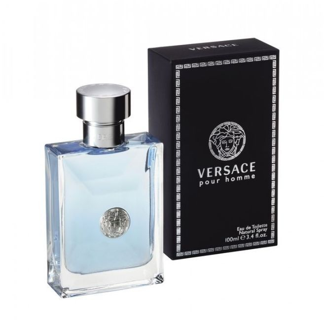 Versace Pour Homme Versace Masculino Imagens