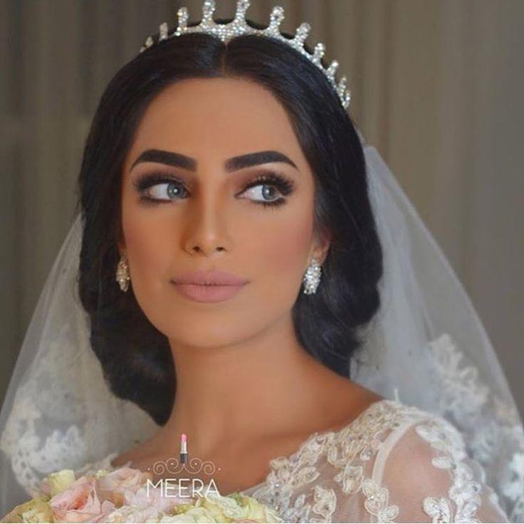 Such Beautiful bridal makeup by @meera_artist, love it  ❤️❤️❤️ #ZUKREAT…