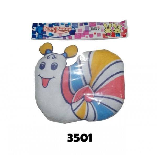 3501, Lusty Bunny, Bantal Peang Kepala Keong