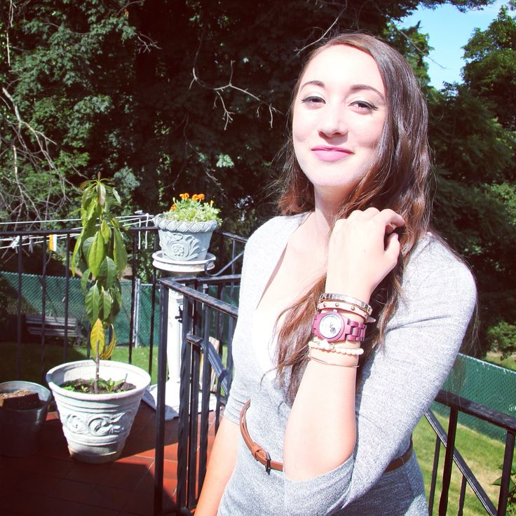 Go to my blog to see how I styled this #jordwatch for summer!  @jordwoodwatches #StartTheConversation #woodwatch