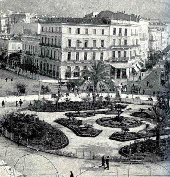 Πλατεία Ομόνοιας 1903