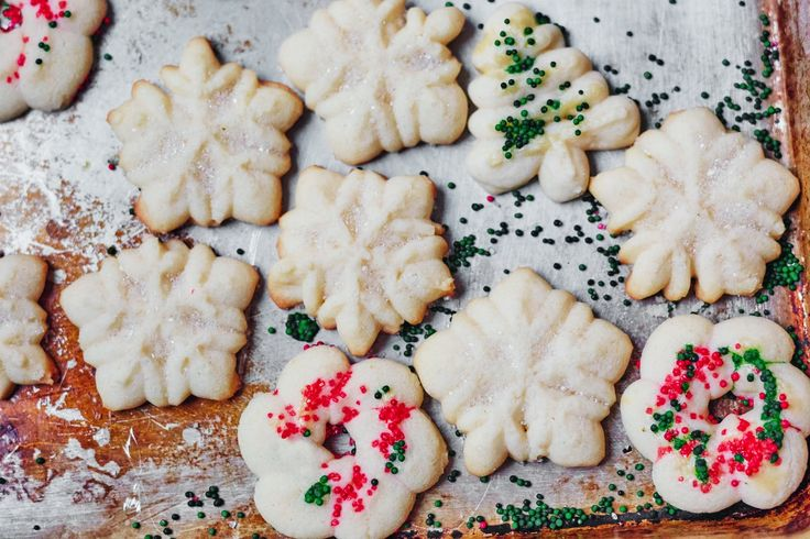 Loving and Leaving Behind My Tradition of Spritz Cookie Baking — Food & Ritual