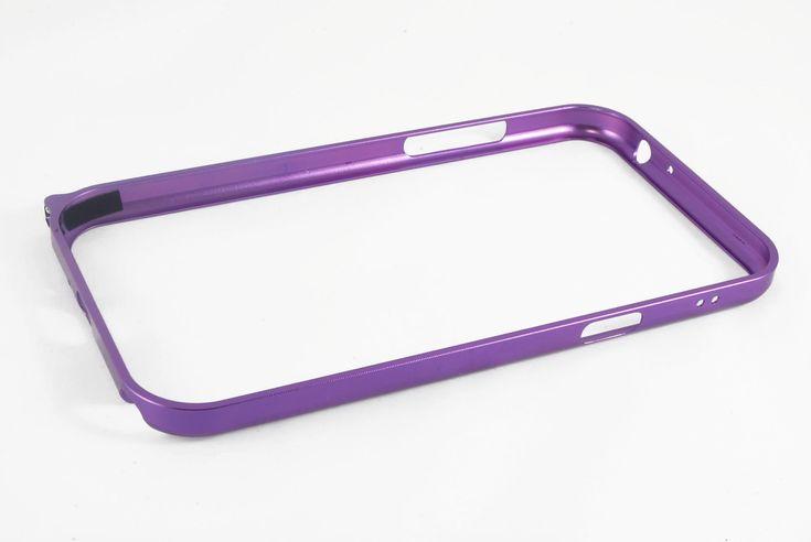 Чехол бампер Cross-Line железный Samsung N7100 Galaxy Note 2 (фиолетовый)  Чехол бампер Cross-Line железный Samsung N7100 Galaxy Note 2 (фиолетовый)
