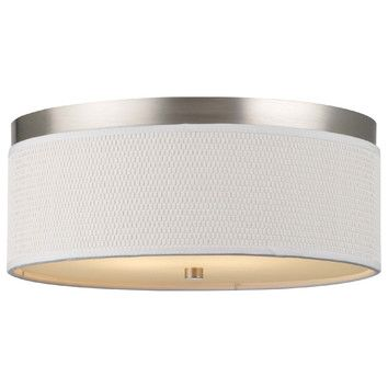 Kitchen and Bedroom Ceiling Lights - Philips Forecast Lighting Philips Forecast Lighting Cassandra Flush Mount