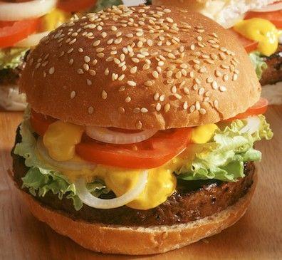 Hamburger maison, recette facile