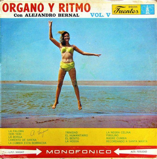 Alejandro Bernal - Organo Y Ritmo Vol. V at Discogs