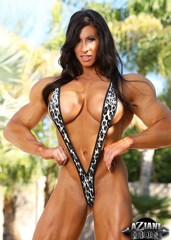 Female Bodybuilder Pornstars 17