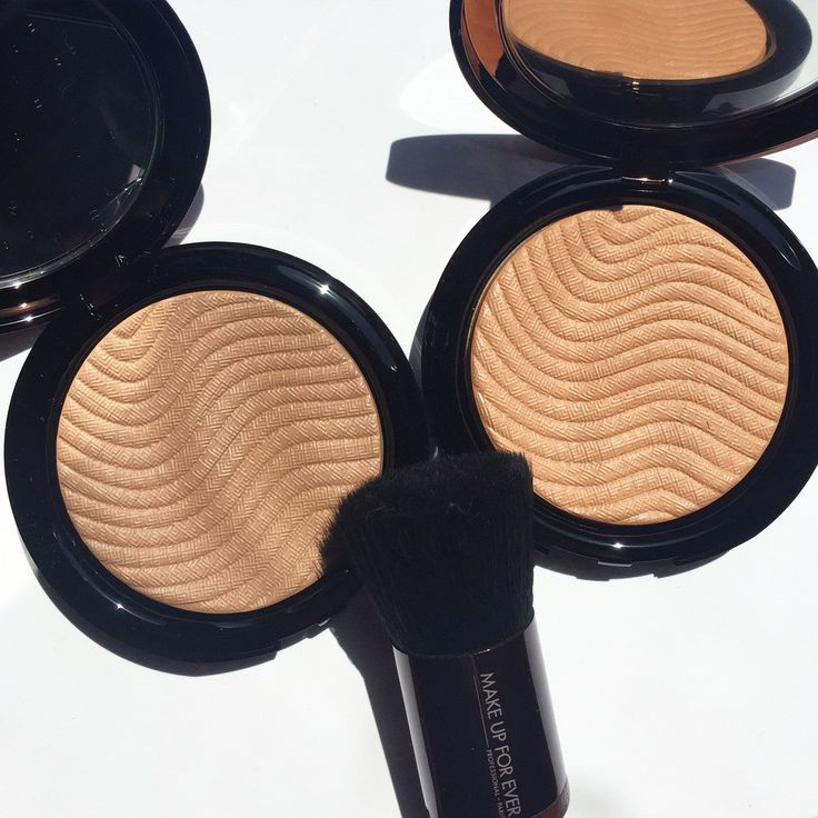 Make Up Forever Pro Bronze Fusion bronzers