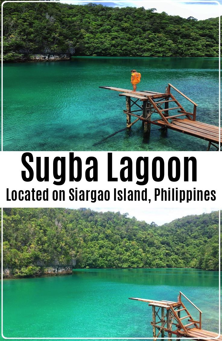 Complete guide to Sugba Lagoon – Siargao, Philippines