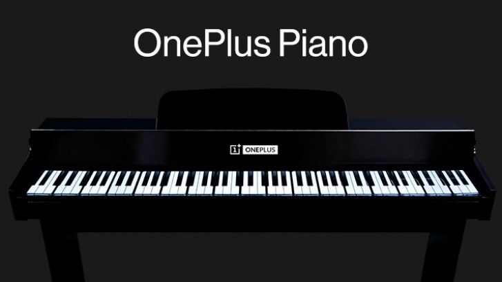 Oneplus Piano Unveiled Made With 17 Oneplus 7t Pro Smartphones The Piano Piano Musik Piano