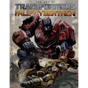 [Transformers: The Art Of Fall Of Cybertron (Product Image)]