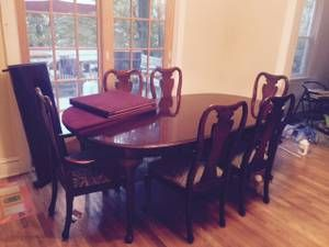 New york furniture   by owner  dining room chairs    craigslist115 best furniture on cl images on Pinterest   Crystal chandeliers  . Michael Amini Dining Room Craigslist. Home Design Ideas