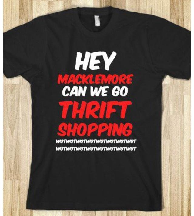 Mackelmore @Presh Williams needs this shirt!