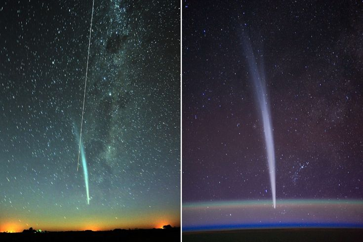 nasa comet september 2015 - 736×490