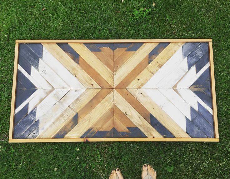35 best Anna Baileying Art images on Pinterest | Anna, Wood wall art ...