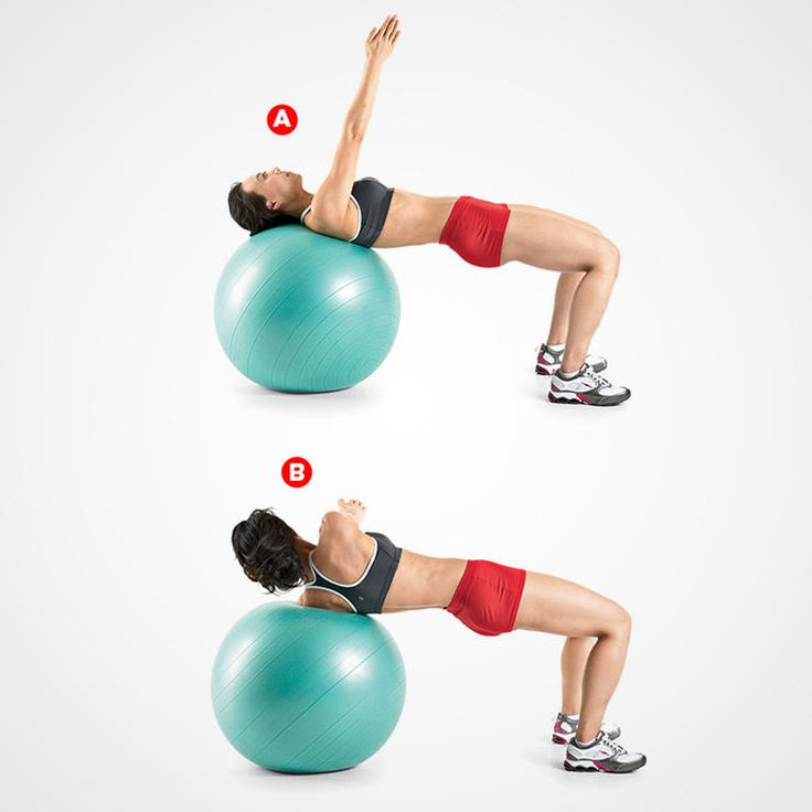 Stability Ball Russian Twist: 29 Best Workouts Images On Pinterest