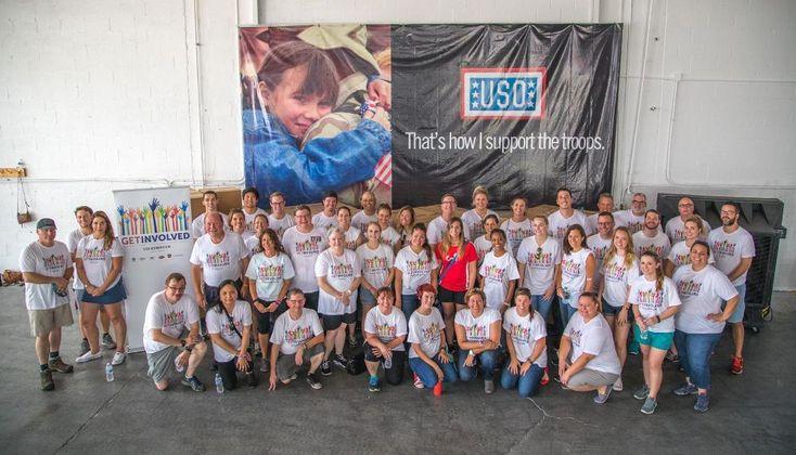 """""""VW Volunteers"""" Volkswagen Group of America   Glassdoor Photos"""