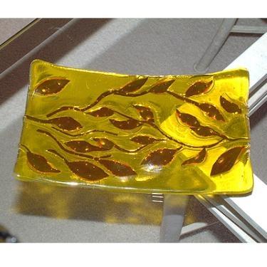 Copper Sheet Foil Glass Fusion