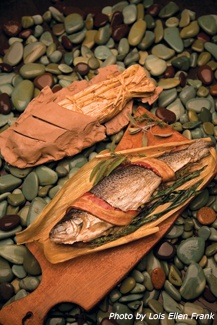 How to Bake Fish in Clay—a Native American Tradition
