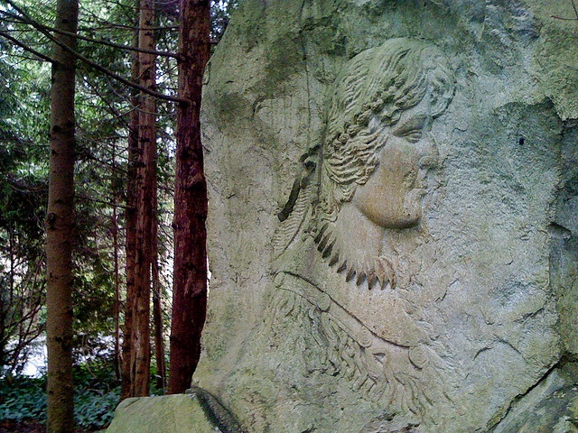 Important woman in Vancouver history by miss604, via Flickr