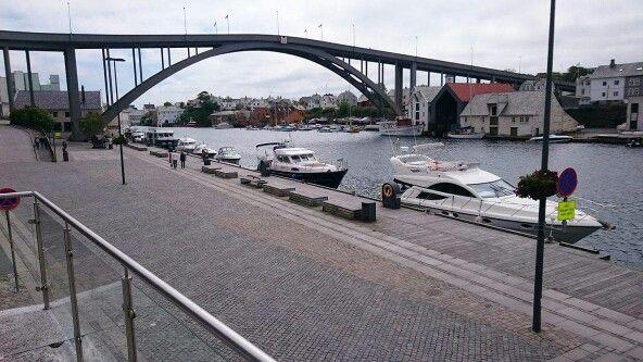 Risøy Bridge.