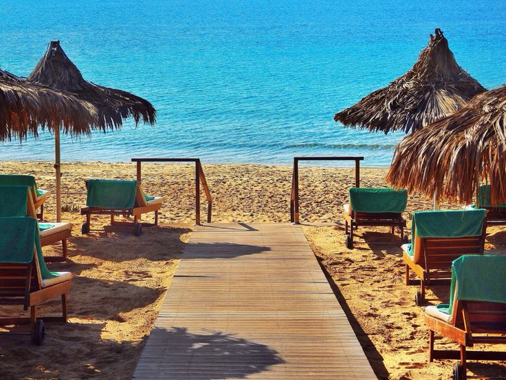 Take a dive into the refreshing sea, sensing the chill out vibes of the Grecian Bay Hotel Cyprus private beach! Are you thinking of anything better?