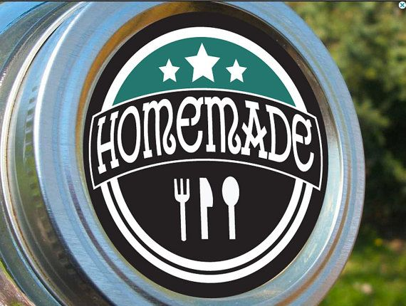 Really Cute Homemade Canning Labels 3.00