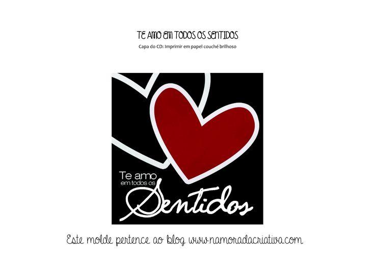 CAIXA DOS 5 SENTIDOS - CAPA CAIXINHA CD