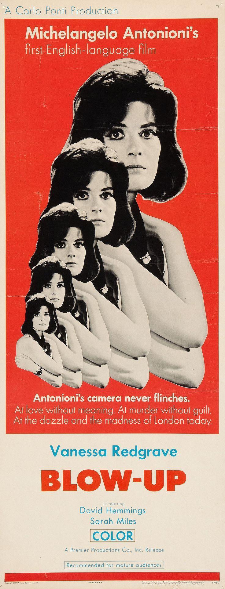 Poster design tumblr - Http Taegurk123 Tumblr Com Post 88847107794 Michelangelo Antonionivintage Postersdesign
