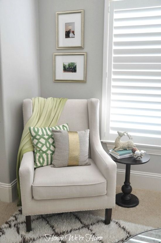 25 best bedroom reading chair ideas on pinterest for Small cozy chair