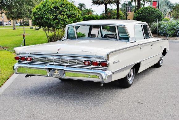 1964 Mercury Montclair Breezeway For Sale Rear 60 S