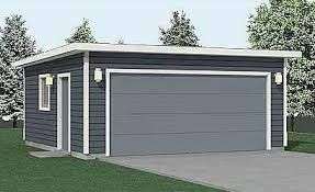 Best Image Result For Flat Top Two Car Garage Costs Flat Roof 640 x 480