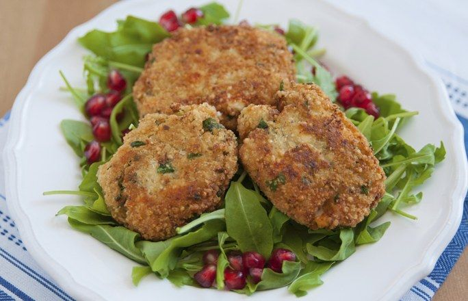 Hamburguesas de quinoa - Recetas con quinoa: la beneficiosa semilla de moda - enfemenino
