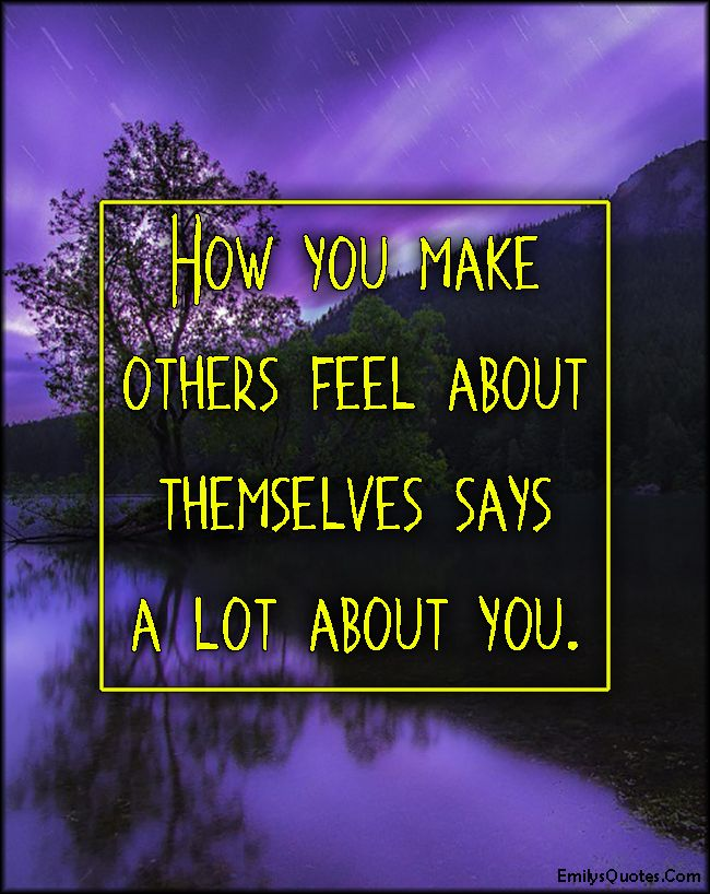 how to make people feel special
