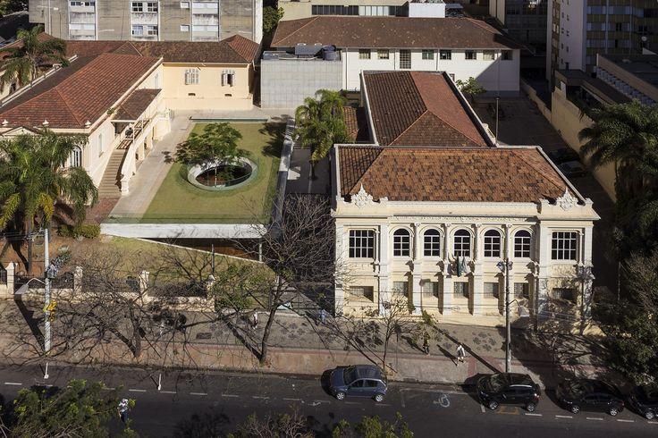 2006-2013 _ Café do Museu e Arquivo | Café-plaza — Fernando Maculan