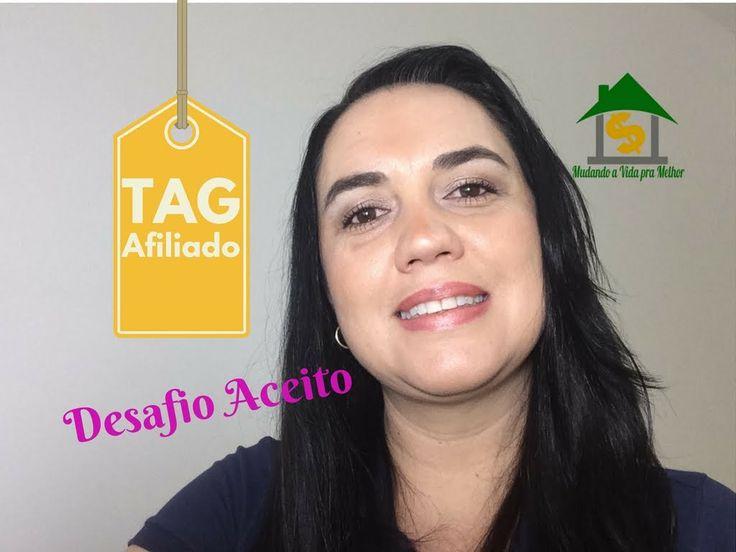 TAG Afiliado   Desafio Aceito   Gislaine Batista