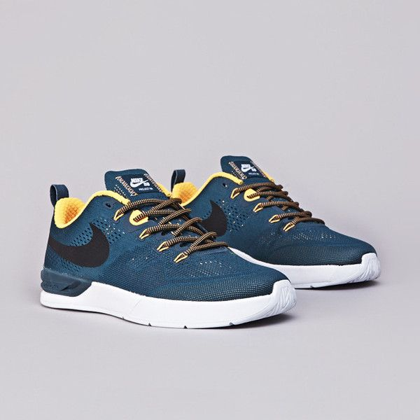 Nike SB Project BA R/R Dark Raisin / Black - Volt