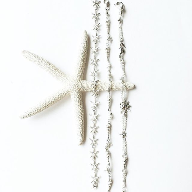 •from the Sea• ⭐️ #orafitripodi  #argento925  #handmadejewels  #comingsoonshoponline