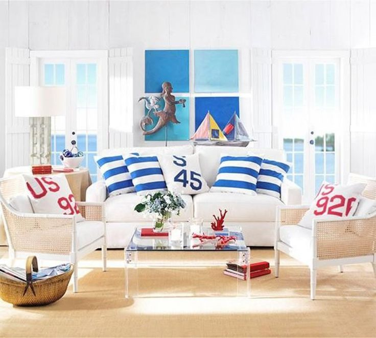 These Beach Themed Living Room Ideas Will Help You Create A Space That Evokes The Feeling Of Sandy Beaches Every Day Year