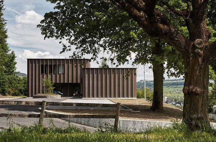 Bau der Woche: Erweiterung Geburtshaus «Terra Alta» - dolmus architekten