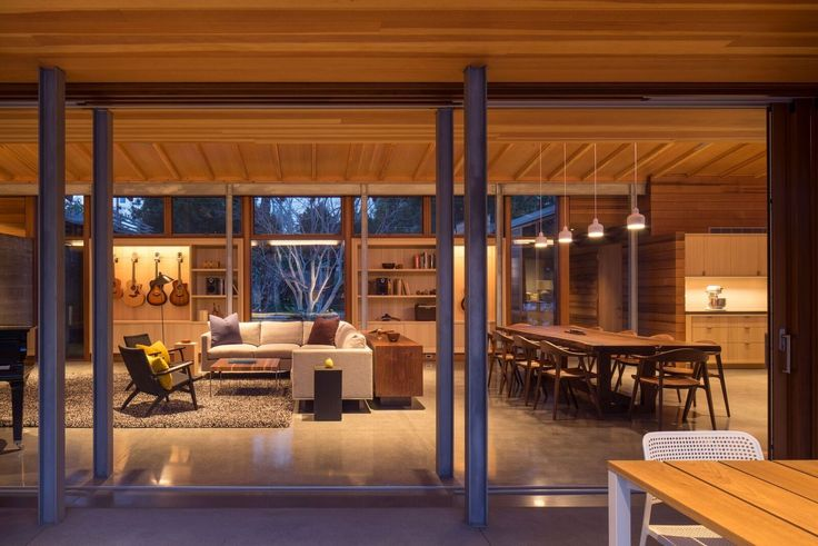 Los Altos Residence (One- and Two-Family Custom Residences) - ELLEDecor.com