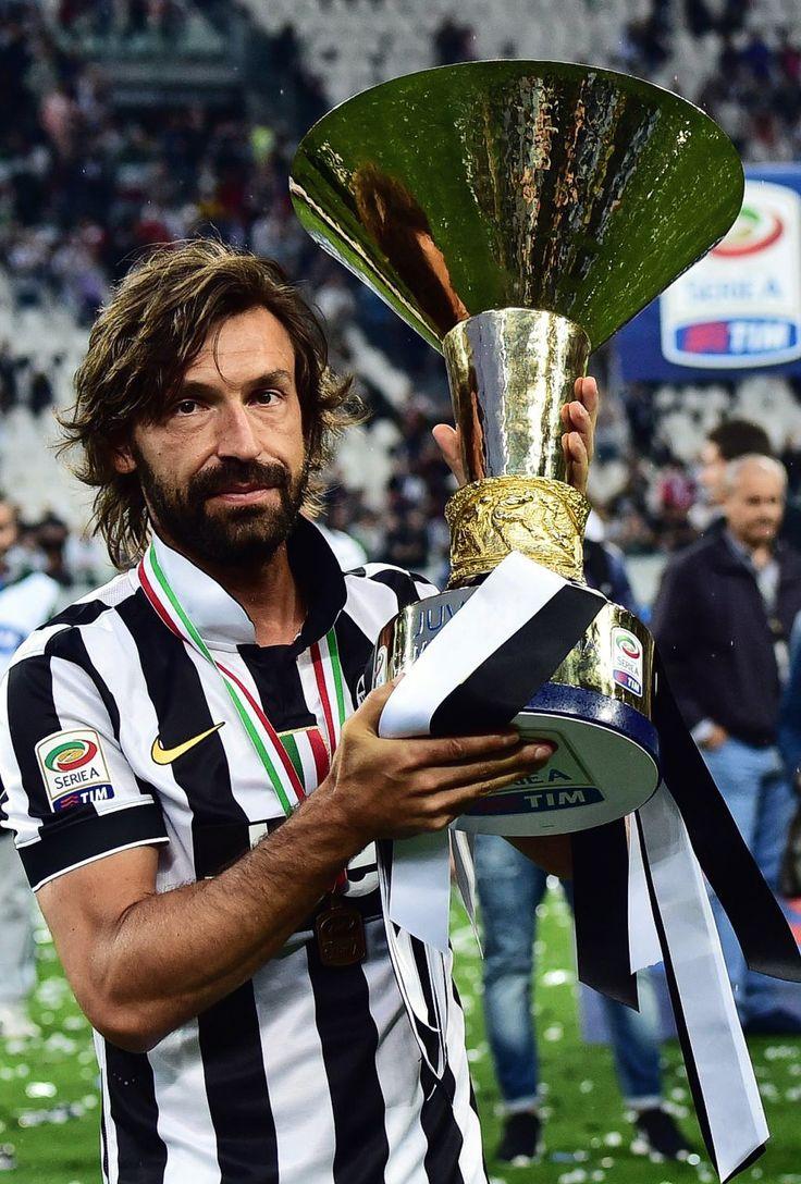 Andrea Pirlo the best midfielder ever
