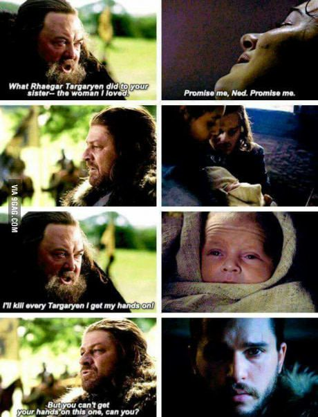 A Son of Ice and Fire