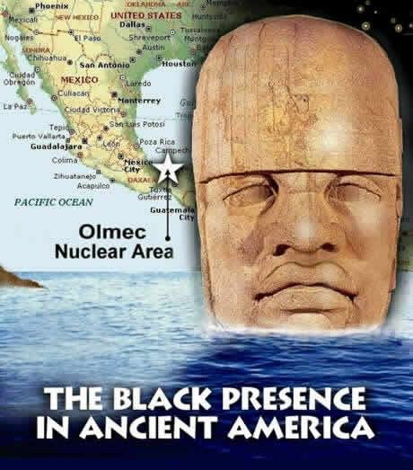 Pre-Columbian trans-oceanic contact theories