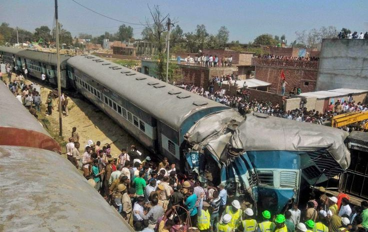 Welcome to NewsDirect411: Breaking News: Deadly Train Accident In India